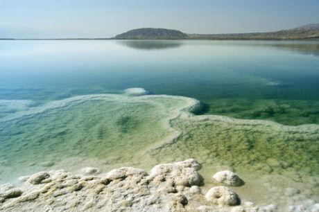 A kiszáradás és a túláradás egyszerre fenyegeti a Holt-tengert