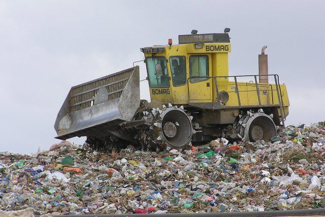 Solid waste in Israel