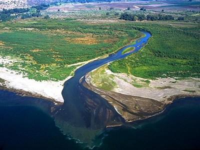 Kiszáradhat a Jordán folyó